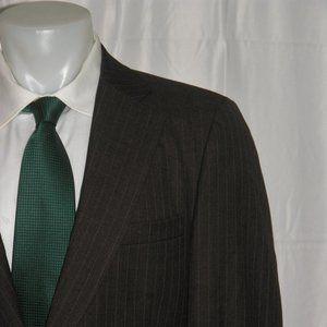 Paul Stuart Vintage Custom Two Button Suit 42R